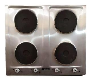 Anafe Electrico 4 Hornallas Smeg 4000w Listo Para Usar