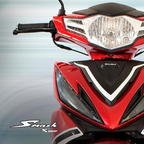 Gilera Smash 125 X 125x 0km 2021 Llanta Disco Moto Baires