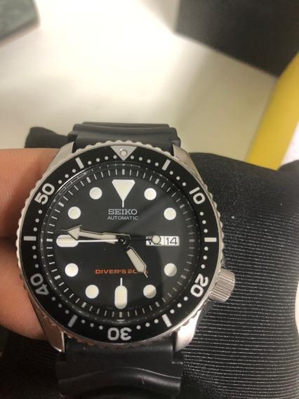 Relógio Seiko Skx007k1 Skx007k Scuba Diver Automático Origin