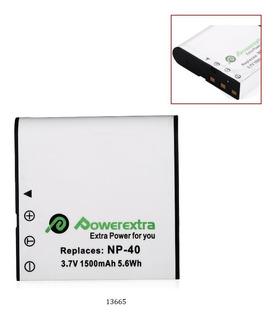 Bateria Mod. 13665 Para Casio Cnp-40