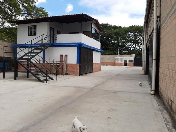 Venta De Galpón Y Fabrica De Hielo San Joaquin Carabobo