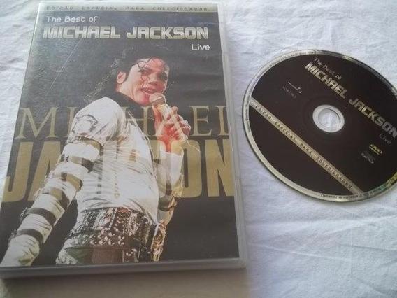 * Dvd - Michael Jckson - Rock Pop Internacional