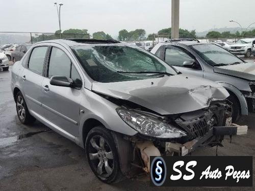 Sucata Peugeot 307 Sedan 2009 - Somente Retirar Peças