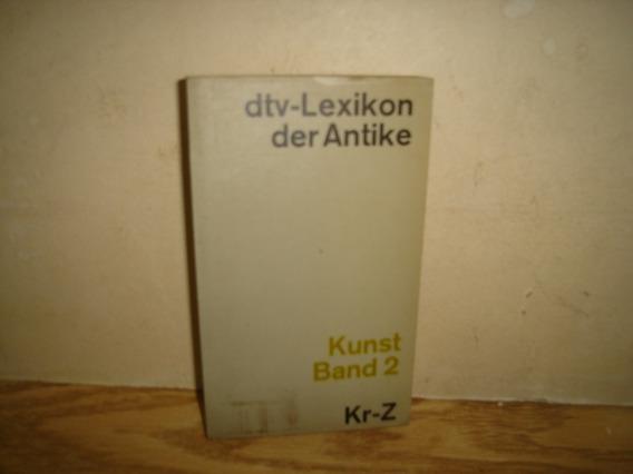 (of3) Alemán-lexikon Der Antike /diccionario D La Antigüedad