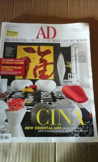 Revista Ad Architectural Digest N 389 Outubro 2013