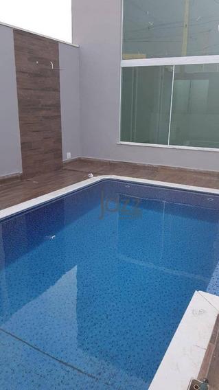 Casa Com 3 Dormitórios À Venda, 110 M² Por R$ 680.000 - Jardim Cândido Bertini - Santa Bárbara D