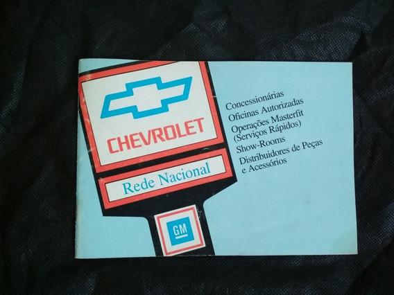 Guia De Concessionárias Chevrolet