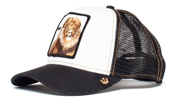 Gorras Goorin Bros Trucker Baseball King Animal Farm Moda