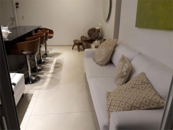 Apartamento Rua Bento Branco De Andrade Filho , 503 - Santo Amaro - 345-im297067