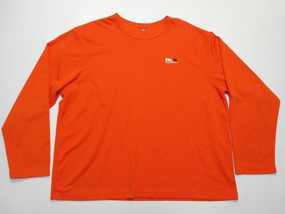 Remera Polo Ralph Lauren Sport Talle Xxl Naranja