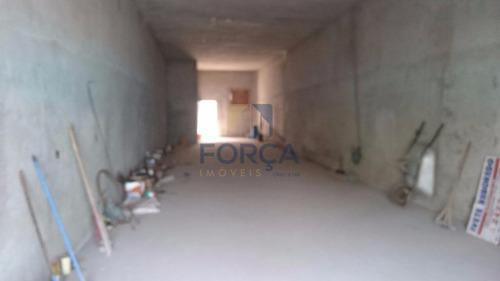 Salão Para Alugar, 120 M² - Jardim Santo Afonso - Guarulhos/sp - Sl0018