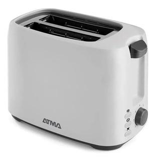 Tostadora Atma To20wn Blanca Dos Rebanadas 700 Watts Full