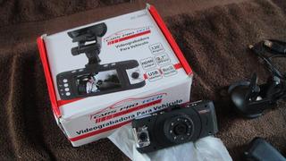 Videograbadora Para Vehiculo Cars Pro Tech Dos Camaras