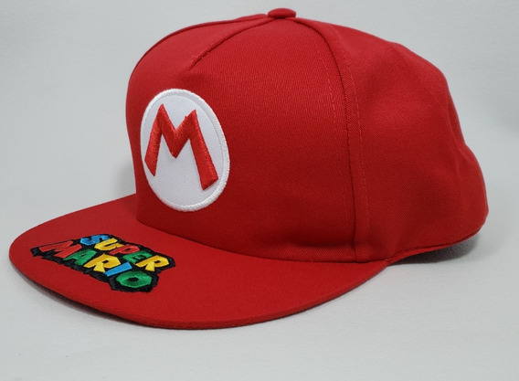 Gorra Mario Bross