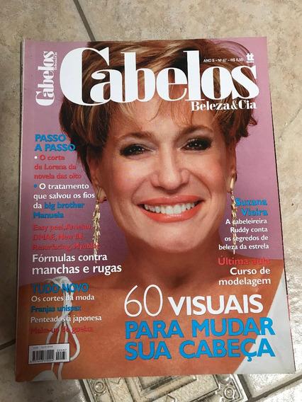 Revista Cabelos Beleza E Cia 87 Suzana Vieira Manuela Saadeh