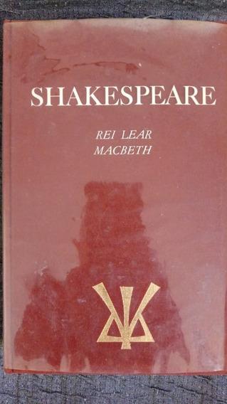 Livro Rei Lear E Macbeth
