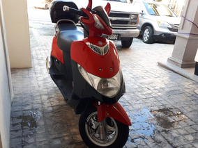 Suzuki An 125 Motoneta