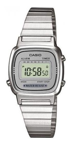 Relógio Casio Feminino Vintage La670wa-7df