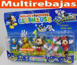 Mickey Mouse Juguete Coleccionables Varios Diseños