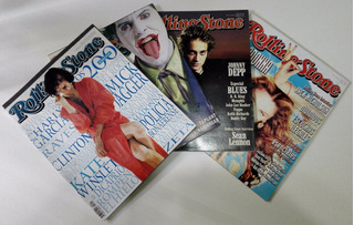 41 Revistas Rolling Stone Del Nro 1 Al 41 Se Vende Lote Comp