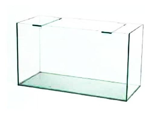 Pecera Mainar Vidrio 40x30x20 24 Litros Acuario Polypterama