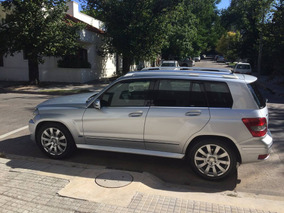 Mercedes Benz Clase Glk 280 4 Matic Unico Dueño Impecable
