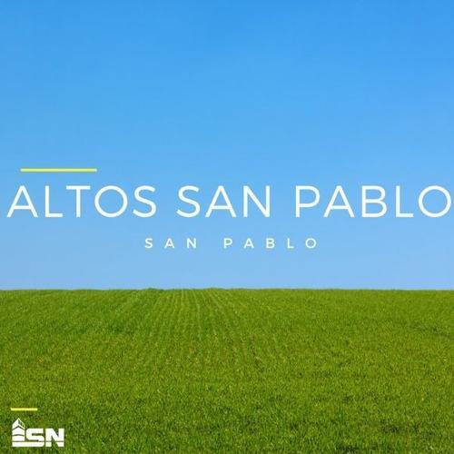 Imagen 1 de 2 de Terreno En Venta En Altos San Pablo