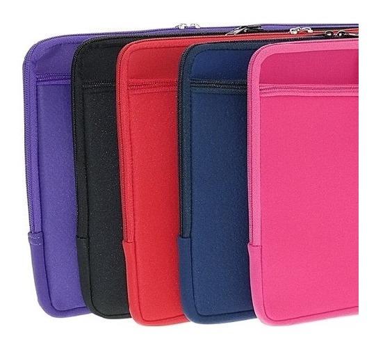 Capa Case P/ Notebook Com Bolso 11 Acer Aspire Chromebook