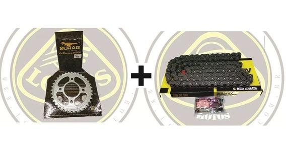 Kit Relação Dafra Next 250 Durag 1045z +did C/retentor C/nf