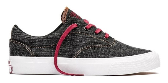 Zapatillas Converse Skidgrip Cvo Black Denim Original Envio
