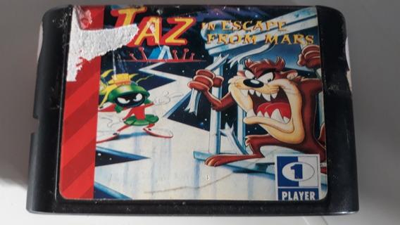 Taz In Escape From Mars - Mega Drive - Sega