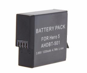 Bateria Gopro Hero 5 Black Recarregável 1220 Mah