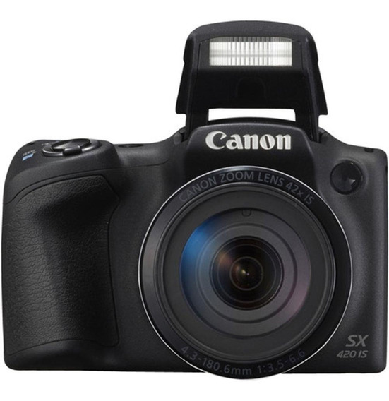 Canon Powershot Sx420 Is + Bateria Extra - 42x Zoom - 20.0mp