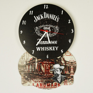 Relogio Pendulo Jack Daniels