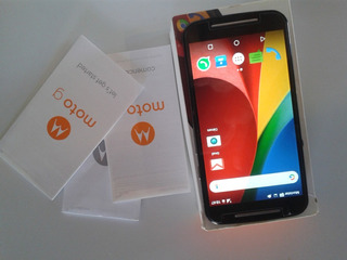 Celular Motorola G2 Negro