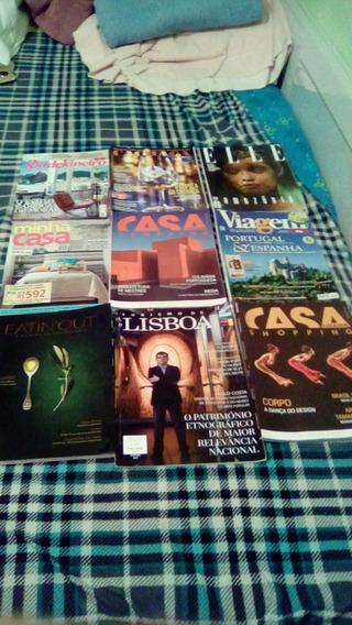 Revista Cachaça,elle,casa,vogue,turismo E Gastronimia 10 Vol