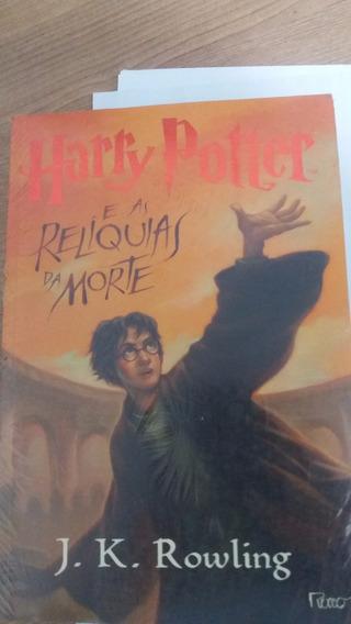 Livro Harry Potter - As Relíquias Da Morte