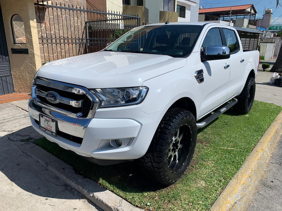 Ford Ranger Xlt 4 Puertas Doble Cabina 2018