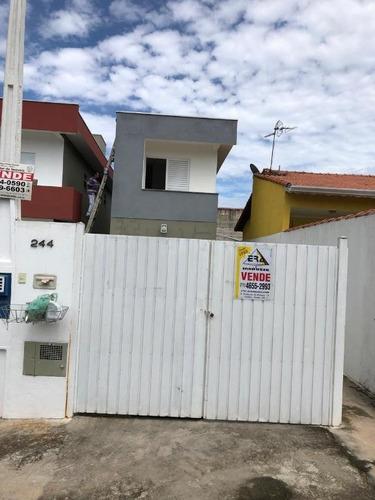 Imagem 1 de 20 de Casa Com 3 Dormitórios À Venda, 112 M² Por R$ 380.000,00 - Nova Arujá - Arujá/sp - Ca0691