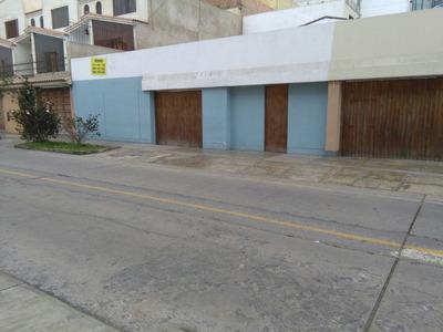 Terreno En San Miguel A Media Cuadra Av. La Marina