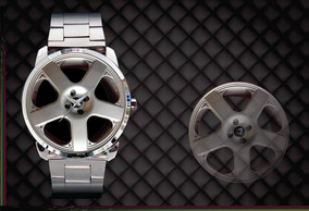 Relógio De Pulso Personalizado Roda Santa Monica Esportiva 3
