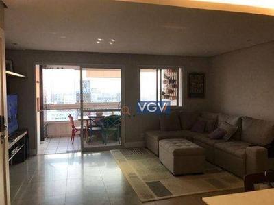 Apartamento Residencial À Venda, Pinheiros, São Paulo. - Ap1879