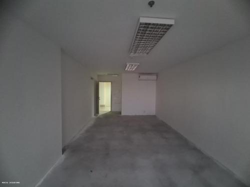 Sala Comercial Para Locação Em Salvador, Caminho Das Árvores, 3 Banheiros, 4 Vagas - Ms1126_2-1165179