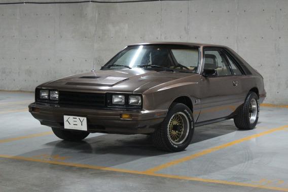Ford Mustang Fastback Burbuja 1983
