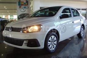 Volkswagen Voyage Trendline 1.6 Plan Año Seguro 20 My18 #a6