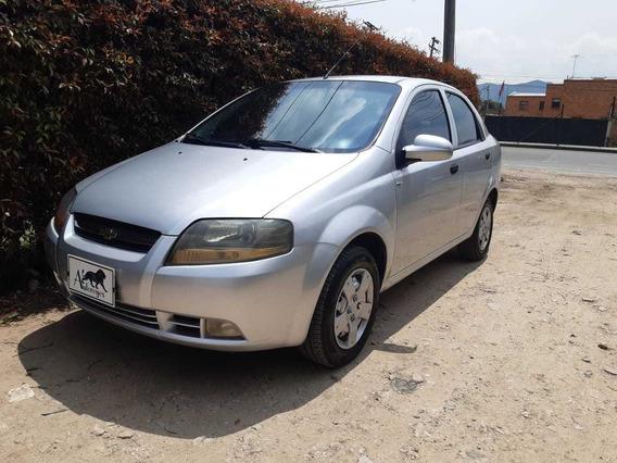 Chevrolet Aveo Ls 1.6 Cc Aa Mt 2011