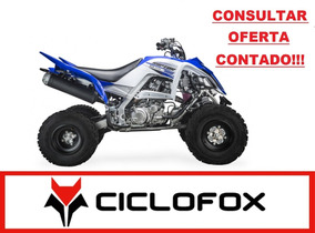 Yamaha Raptor 700! 12 Cuotas De $21.200!! Solo En Ciclofox!!