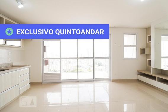 Apartamento No 18º Andar Com 1 Dormitório E 1 Garagem - Id: 892967121 - 267121