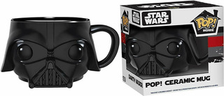 Funko Pop Star Wars Darth Vader Mug Taza