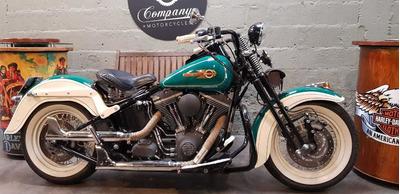 Harley Davidson Heritage Custom0 2008